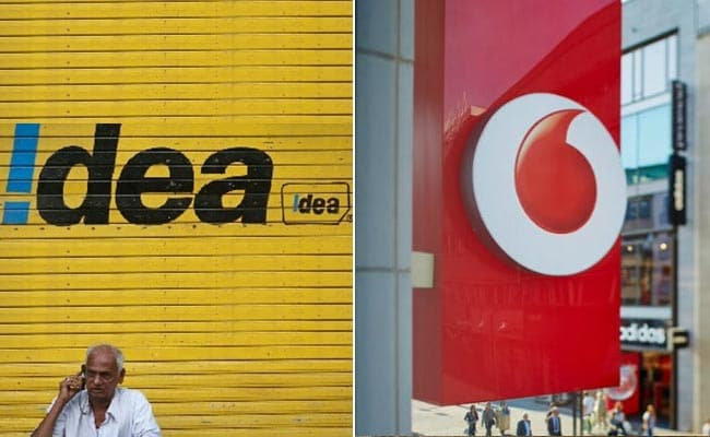 Idea decided to merge its operations with British telecom giant Vodafone's Indian unit.