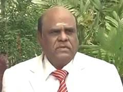 As Cops Land At His Doorstep, Calcutta High Court Judge Justice CS Karnan Says Will Sue For 14 Crores