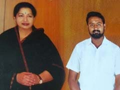 Man Claiming To Be Jayalalithaa's Son Arrested For Forgery, Cheating