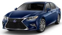 Lexus ES 300h Launched In India; Prices Start At Rs. 55.27 Lakh