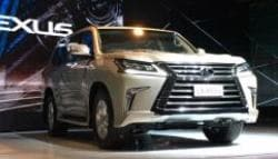 Lexus LX 450d SUV Has Been Priced At  2.32 Crore In India