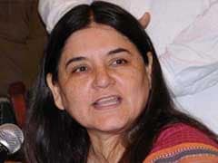 Union Minister Maneka Gandhi To Be Operated For Gallstones In AIIMS