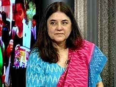 Twitter Loses It Over Maneka Gandhi's 'Hormonal Outbursts' Comment