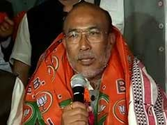 Ahead Of Manipur Trust Vote, BJP, Congress Move MLAs To Safe Houses