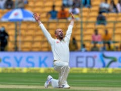 India vs Australia: Nathan Lyon Confident of Playing in Ranchi Test Despite Finger Skin Crack