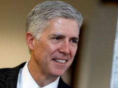 Neil Gorsuch Sworn In As United States Supreme Court Justice