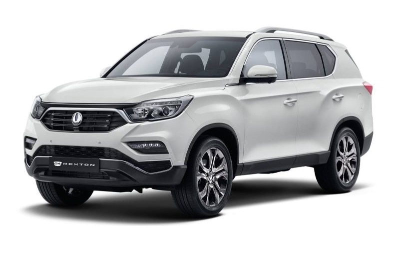 India Bound New-Gen <b>SsangYong</b> Rexton Revealed Ahead Of ...