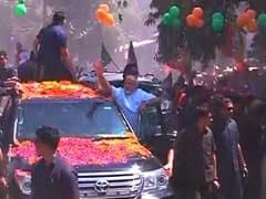 Sensex, Rupee Surge On Big Win For PM Modi In Uttar Pradesh
