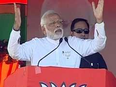 UP Elections 2017: PM Narendra Modi Says SP-Congress Chanting Gayatri Prajapati Mantra