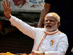 Government To Mark 3 Years With MODI Fests, 10 Crore SMSes, Letter By PM