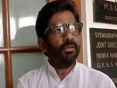 Shiv Sena Handles MP Ravindra Gaikwad Who Assaulted Air India Manager With Kid Gloves