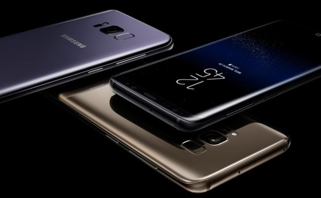 The Samsung Galaxy S8 models will challenge the latest Apple iPhones.