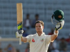 4th Test, Dharamsala: Australia 131/1 in 31 overs (Smith 72*, Warner 54*; Umesh 1/29) vs India at lunch on Day 1