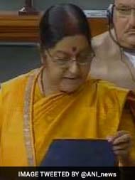 US Targets More Than 200 Indians For Deportation, Says Sushma Swaraj