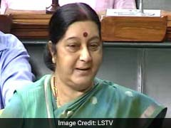 Sushma Swaraj To Make Statement In Parliament On Nigerian Students' Attacks In Greater Noida