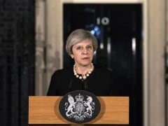 UK Parliament Attacker Was British Born, Had Been Investigated Over Extremism Concerns: Theresa May