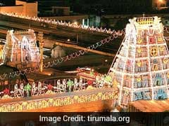 Tirupati Temple Earns Rs 1,038 Crore In Cash Offerings