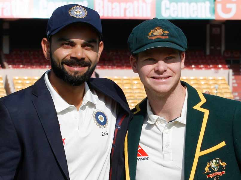 virat kohli and steve smith bcci