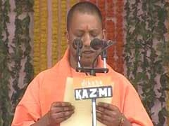 Chief Minister Yogi Adityanath, New Resident Of Lucknow's 5 Kalidas Marg
