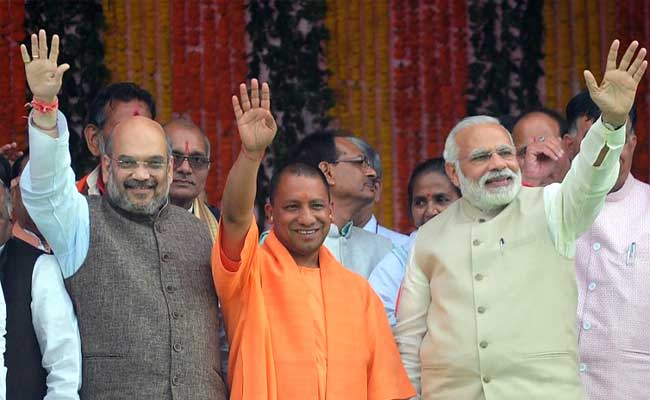 On Sunday, PM Narendra Modi's Second Meet With All BJP Chief Ministers