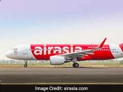 AirAsia India Launches Its First Flight From Kolkata, Ranchi