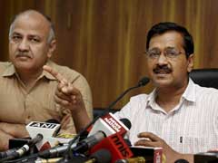 Manish Sisodia Questioned By CBI On Corruption Charges Over 'Talk To AK'