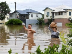 Australia Floods Still Rising With 2 Dead, 4 Missing