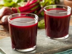 Drinking Beetroot Juice May Lower Blood Pressure, Heart Attack Risk