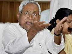 Nitish Kumar Asks Yogi Adityanath To Not Come To Bihar 'Empty-Handed'