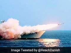 Indian Navy Test-Fires BrahMos Missile; Joins Global Elite Club