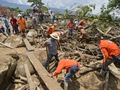 Number Of Dead Rise To 290 As Colombia Probes Cause Of Mudslides