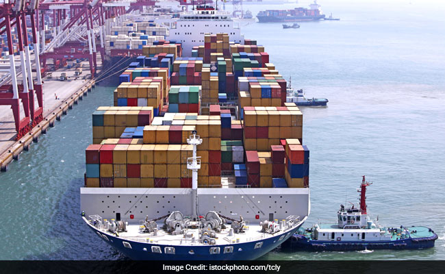 61 per cent of India's shipping activity is conducted from 12 major ports.