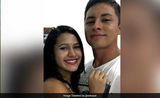 Couple Posts Adorable Selfie. Can You Spot What's Wrong ...