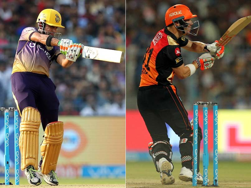 IPL 2017, Today's Match, Eliminator, SRH vs KKR: Live Streaming Online, When And Where To Watch ...