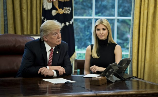 Embassies Court Ivanka Trump To Build A Relationship With Her Father's Administration