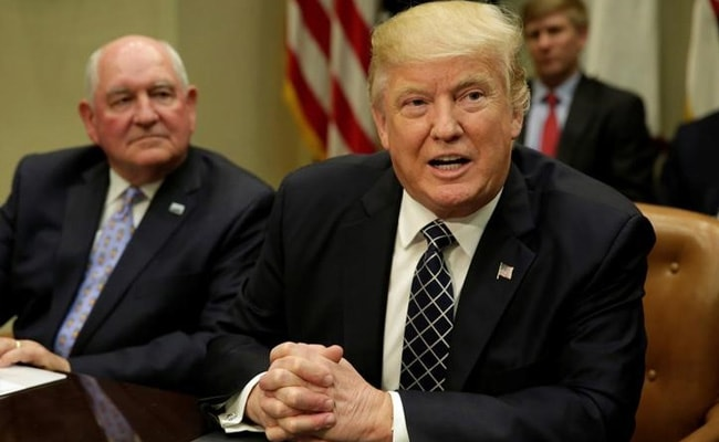 US President Donald Trump proposed to cuts taxes on corporates