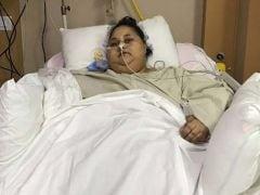 'Hogwash': Mumbai Doctors Refute Facebook Video On Egyptian Eman Ahmed's Weight Loss