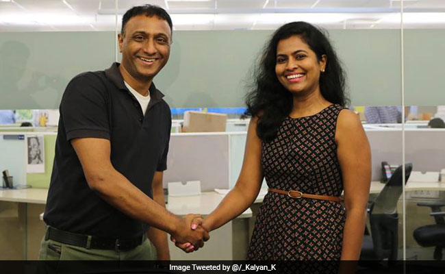 Warehouse executive gets to be day-long CEO at Flipkart