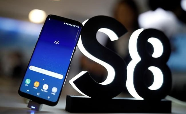 Galaxy S8 and Galaxy S8+ are priced at Rs 57,900 and Rs 64,900, respectively in India.