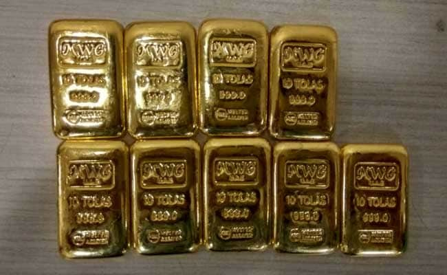 Gold prices dipped below the Rs 30,000 mark on Monday.