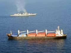 China Ignores India's Role In Rescuing Hijacked Ship From Pirates