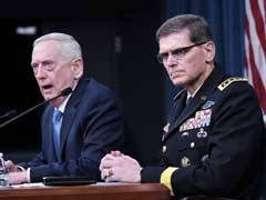 Pentagon Chief Warns Syria Against Using Chemical Weapons