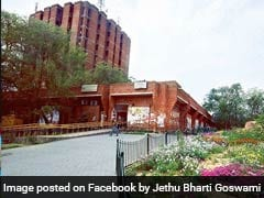 JNU Central Library Renamed After BR Ambedkar