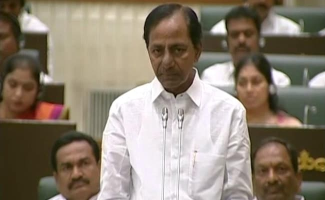 Will Take Up Muslim Quota Bill With Centre: K Chandrashekhar Rao