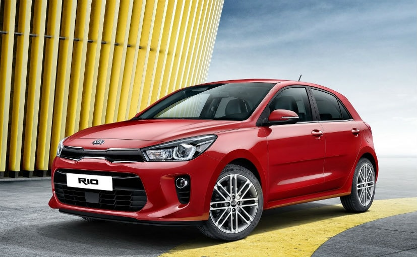 kia rio could be considered for indian markets