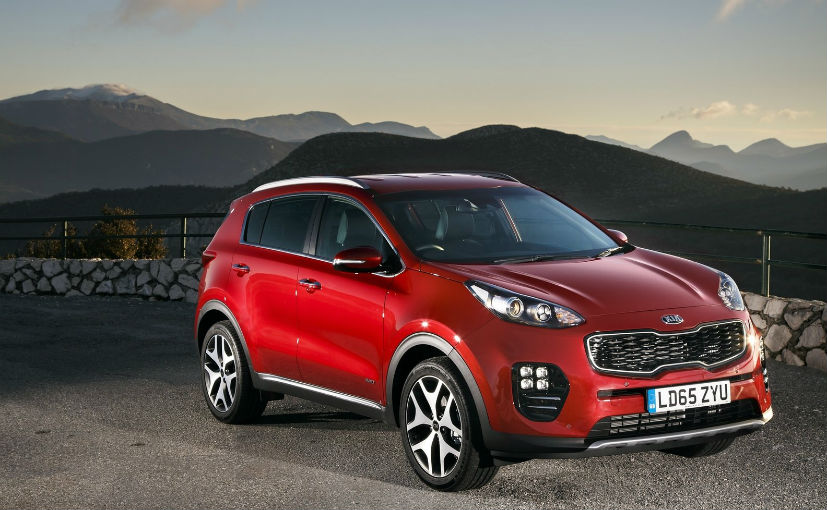 kia sportage compact suv could be made in india
