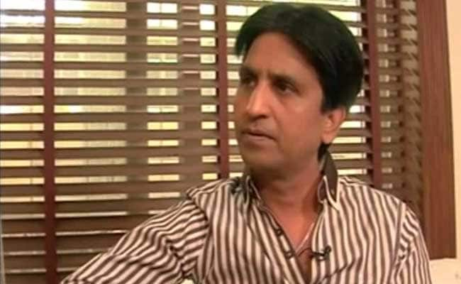 Kumar Vishwas Quits 'Responsibility' As AAP's Overseas Fundraiser