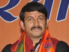 Delhi BJP Chief Manoj Tiwari To A Adopt Slum Every Six Months