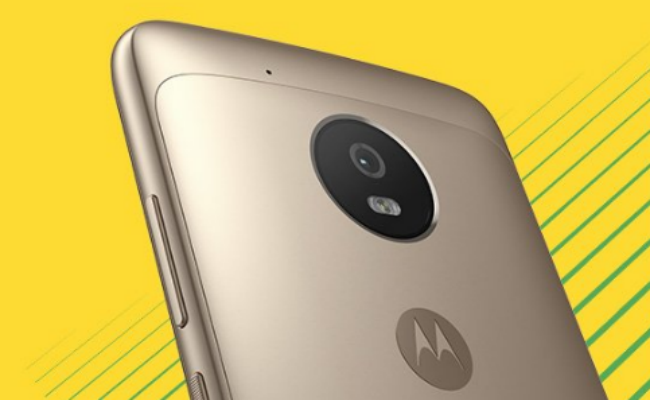Consumers can buy Moto G5 on Amazon.in starting midnight April 4.