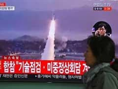 North Korea Launches Ballistic Missile That Traveled About 450 Miles Into Sea